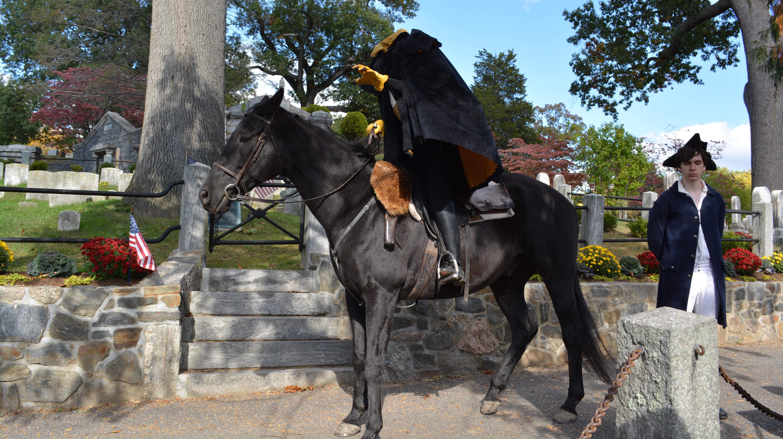 Chasing the headless horseman in sleepy hollow huffpost - Pictures of the headless horseman ...