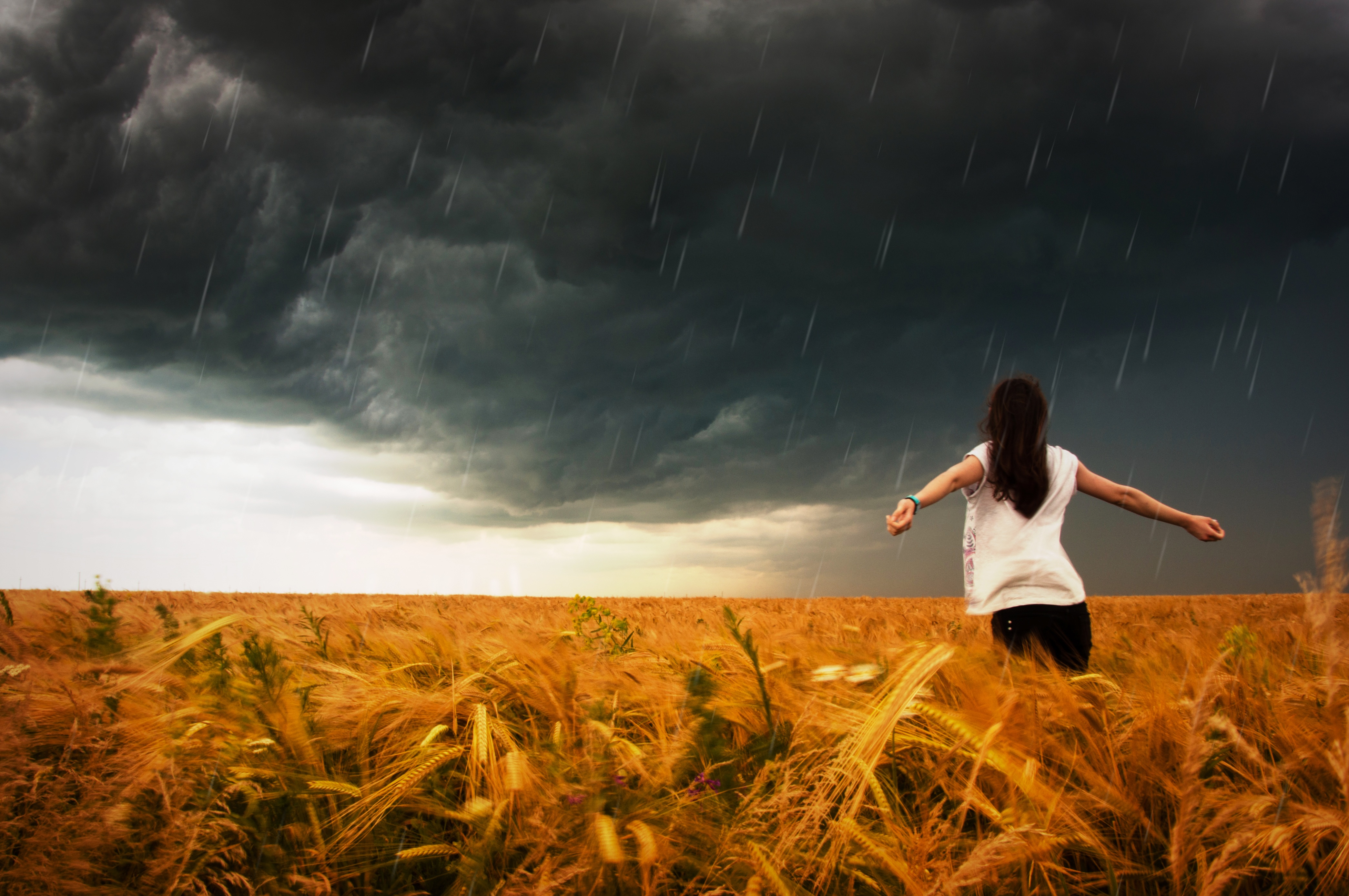 Can You Become The Calm In The Storm? Coming Together During The ...