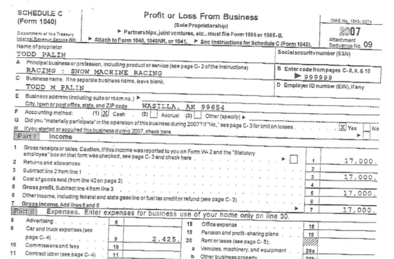 Presidential Candidates Tax Returns And Trump Huffpost