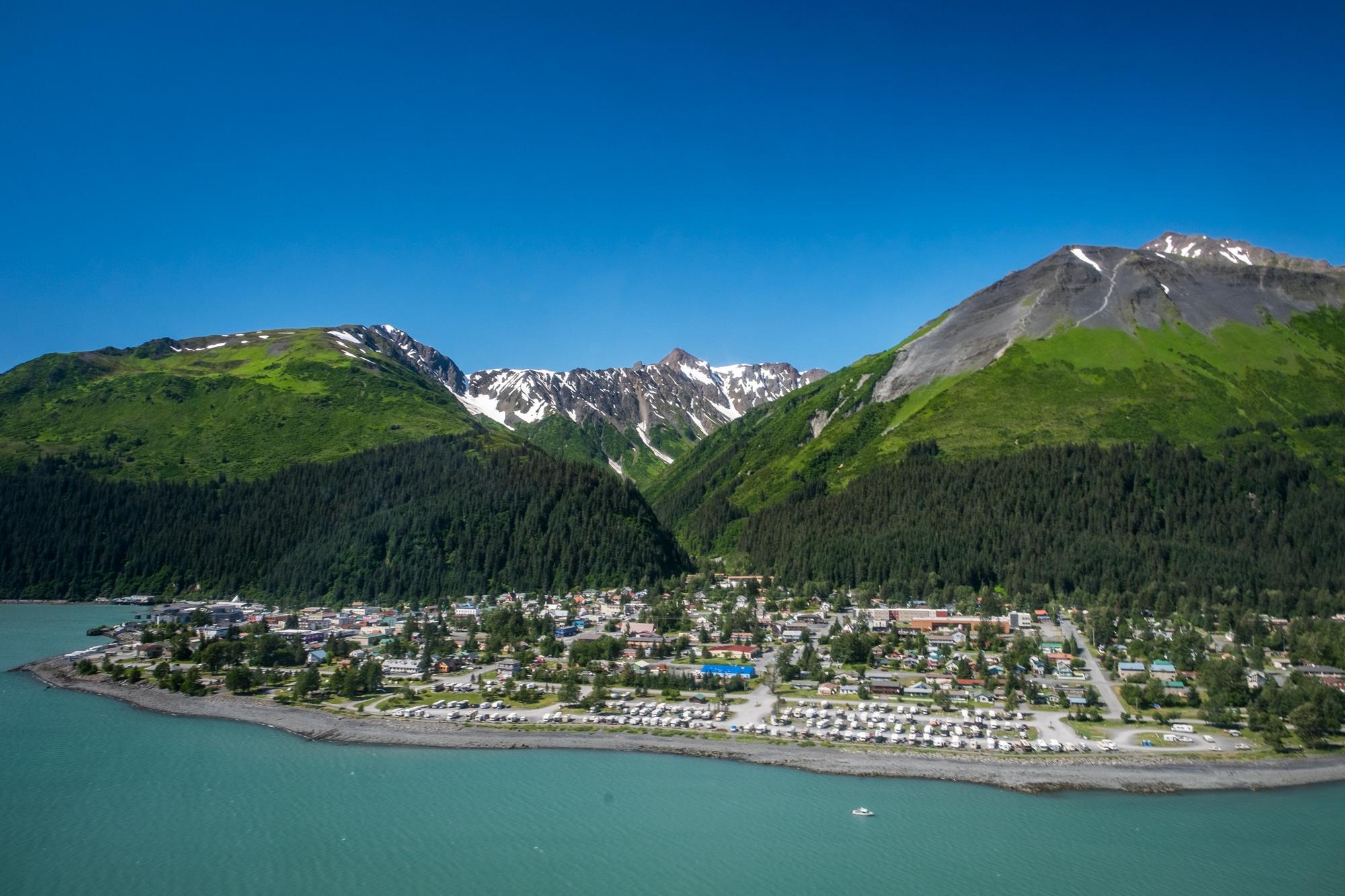 Seward Alaska Wildlife Tours