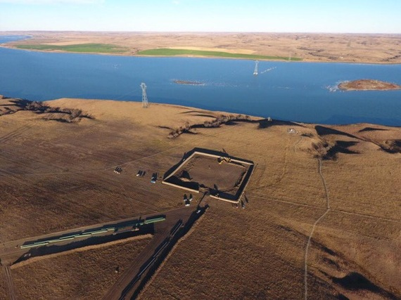 DAPL almost completed, From ImagesAttr