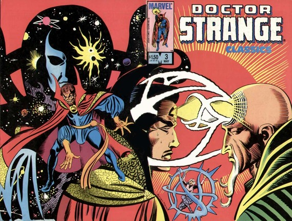 A Brief History Of Doctor Strange And His Relationship