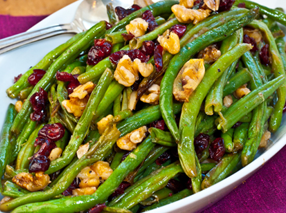 Roasted green beans are tender, caramelized and full of flavor. Here ...
