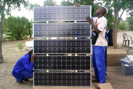 The Win Win Win Of Solar Energy For The Health Sector