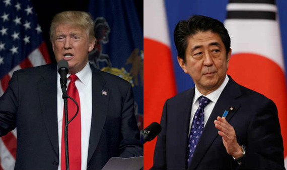 Japan's Abe meets President-elect Trump: Implications for climate action in the Asia-Pacific and the Paris Agreement