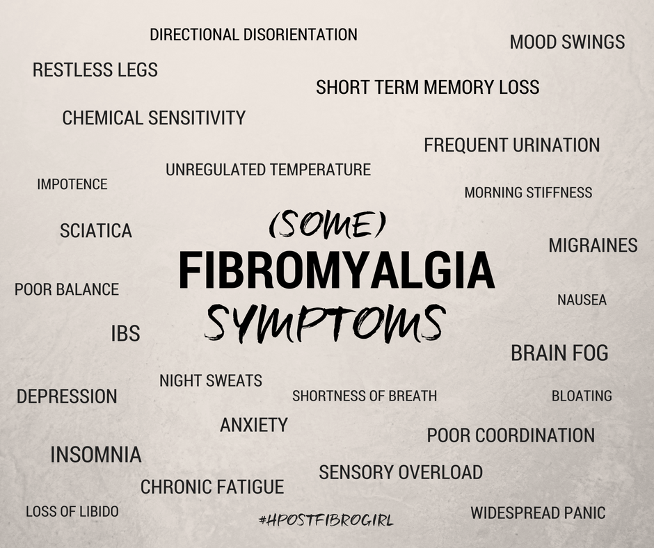 Me vs  Fibromyalgia: Part 11 -- Ongoing Effects of Chronic