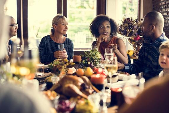 Surviving Thanksgiving Conversation Post-Election