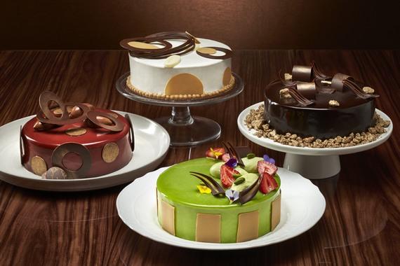Fabio S Salted Caramel Chocolate Cake