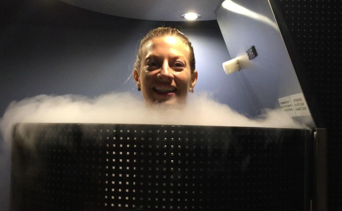 The Cryotherapy Revolution Has Arrived! | HuffPost Life