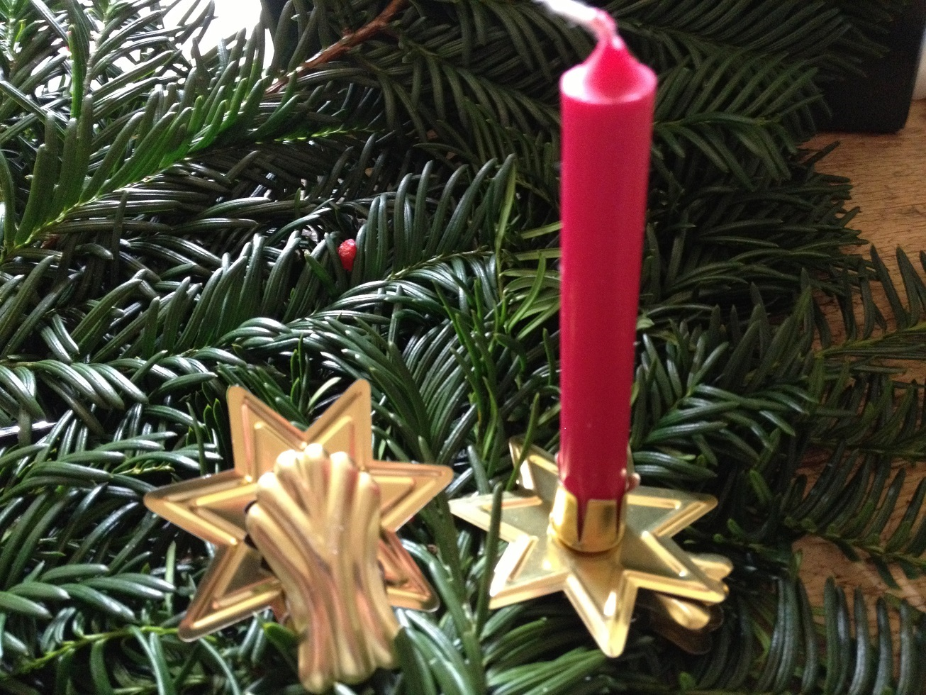 Getting The LED Out: Christmas Tree Candles And Candle Holders Are Part Of Our Christmas DNA ...