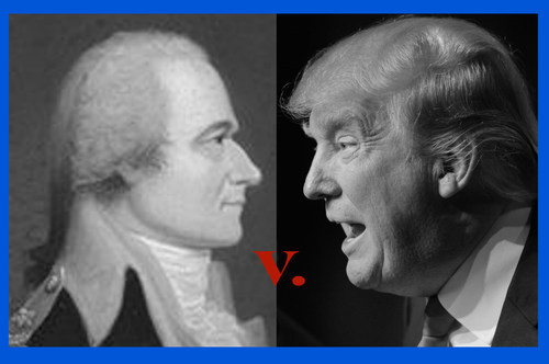 Hamilton v. Trump: The Case that Could Save America