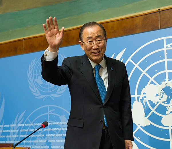 An Open Letter to Ban Ki-moon | HuffPost