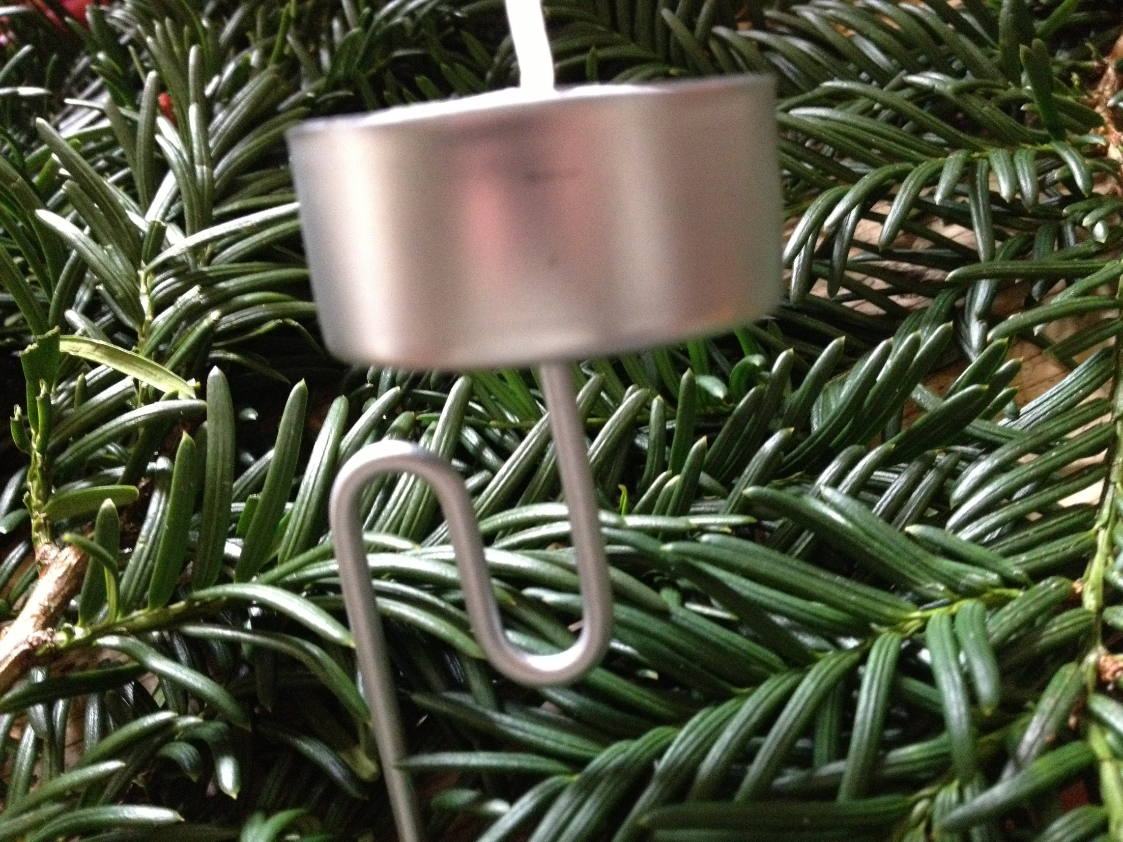 Getting The LED Out: Christmas Tree Candles And Candle