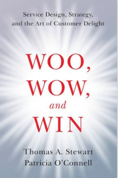 Woo, Wow, and Win: Stewart and O'Connell on Designing Customer Delight