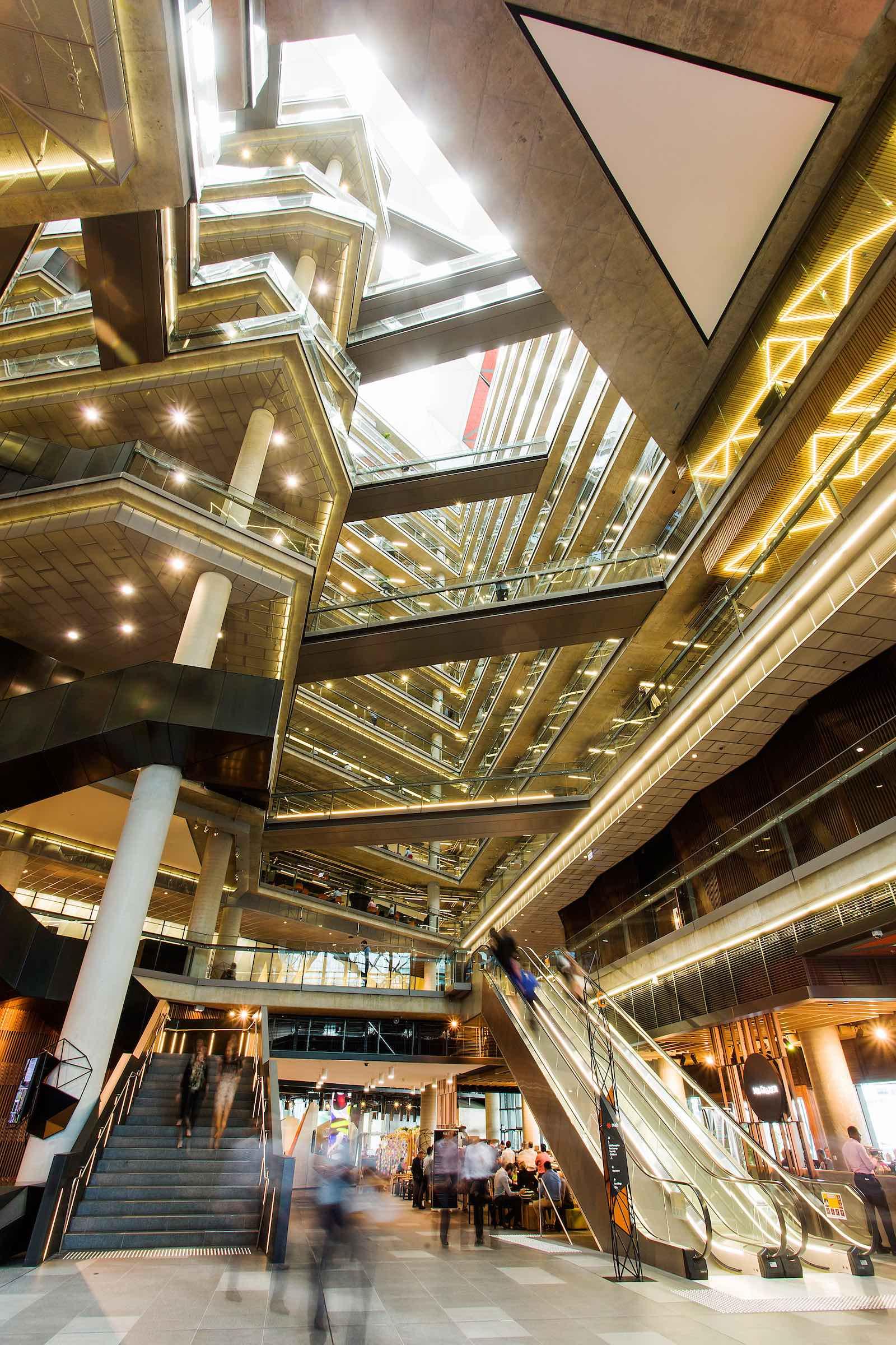 Melbourne & Sydney Win C40 Award For Best Building Energy