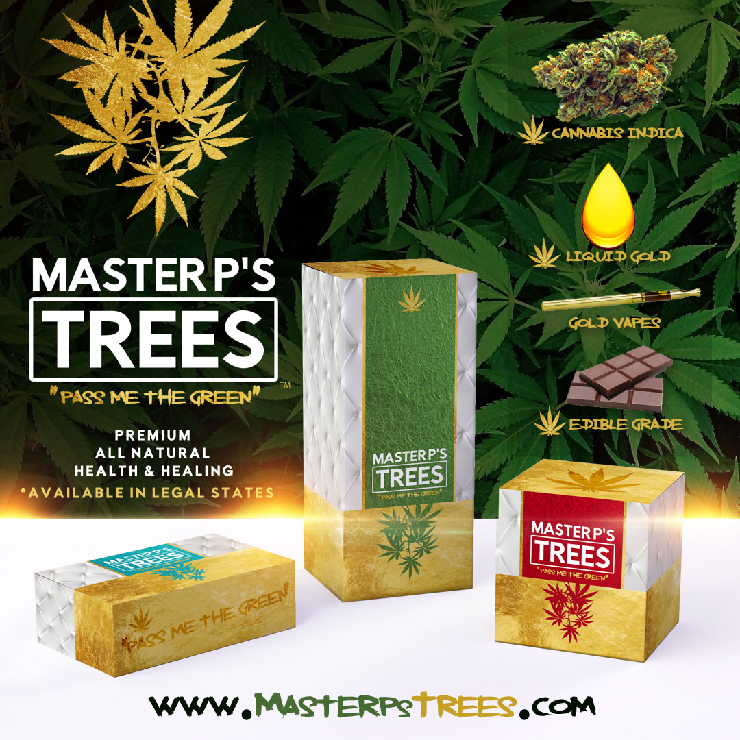 Smoke Some Trees With Master P | The Huffington Post