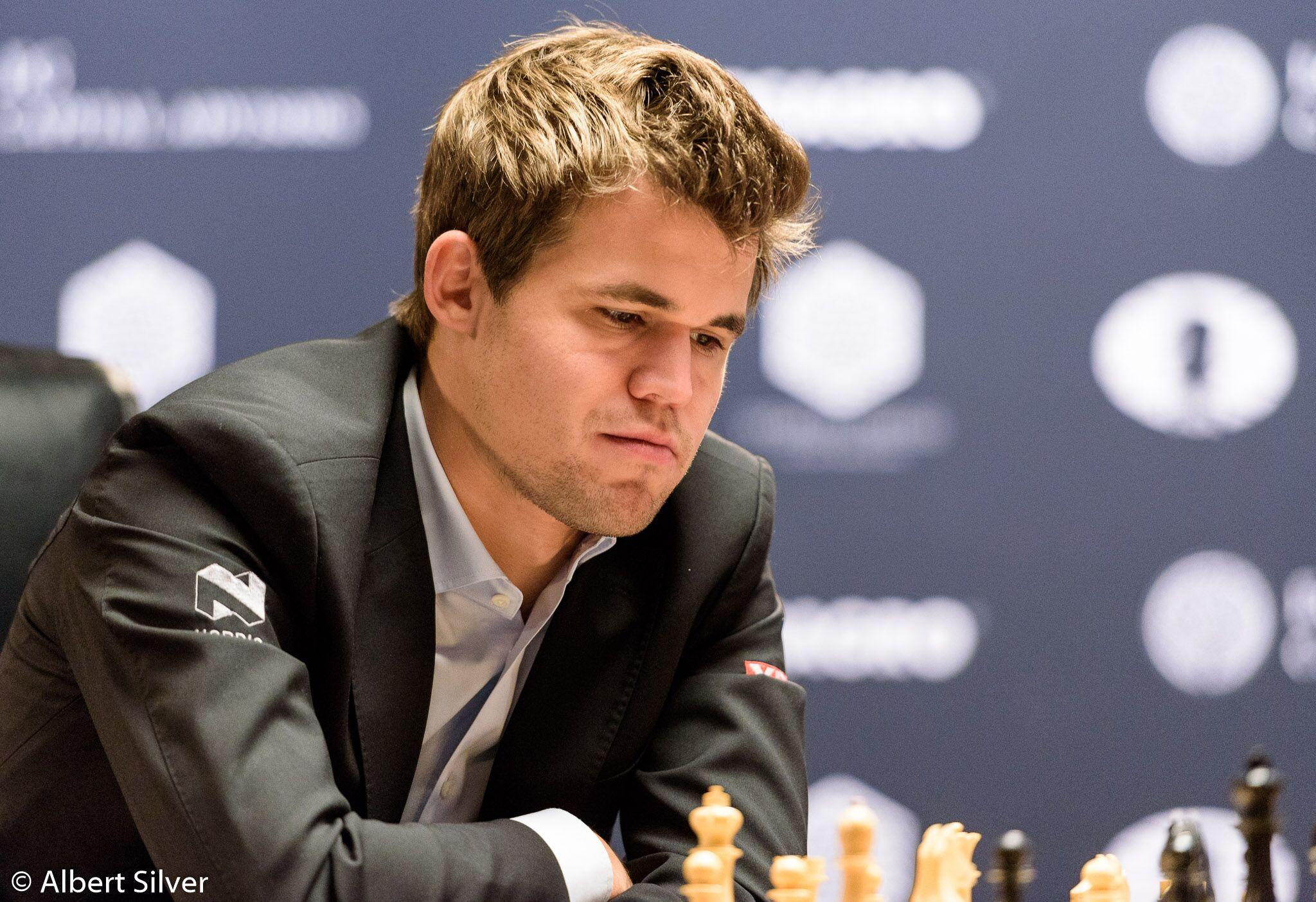 Carlsen Magnus