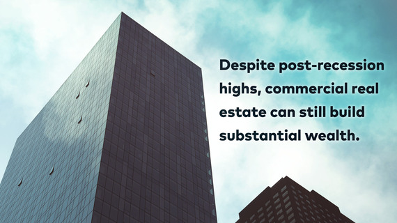 8 Reasons Why Commercial Real Estate Investing Still Pays