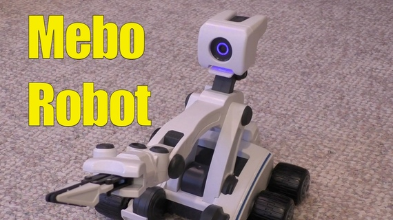 Mebo Robotic Claw Review, Meet Your Robot Alter Ego   HuffPost