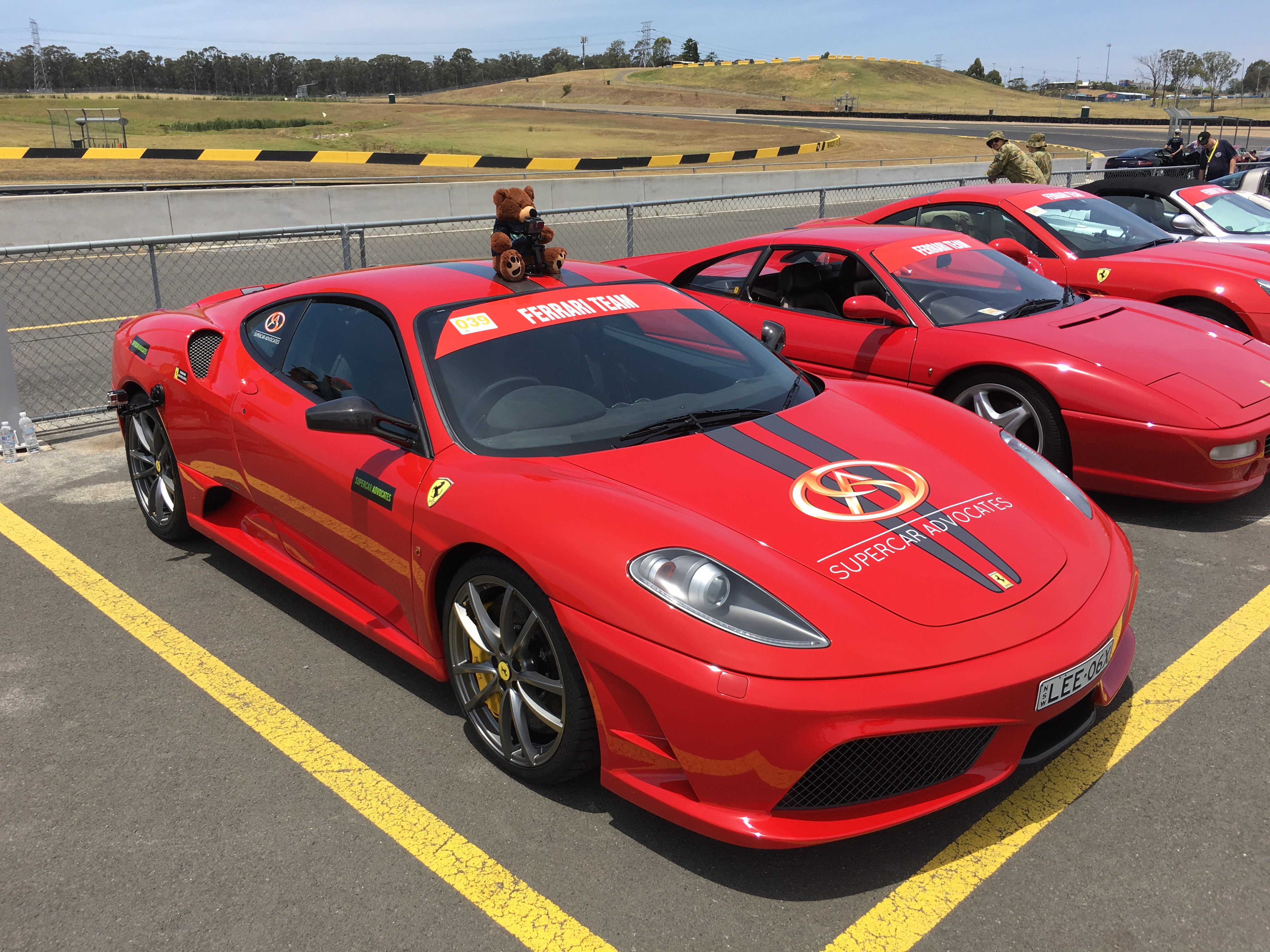Ferrari Dream Ride For The Special Olympics Huffpost