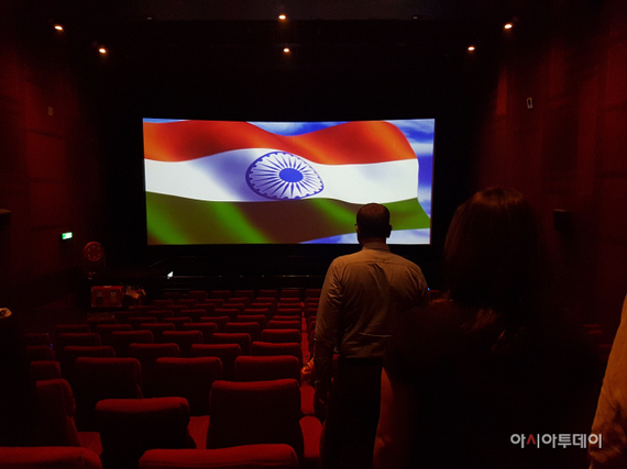 Indian cinemas ordered to play national anthem huffpost altavistaventures Images