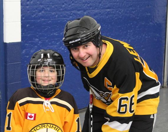 Gay hockey dads