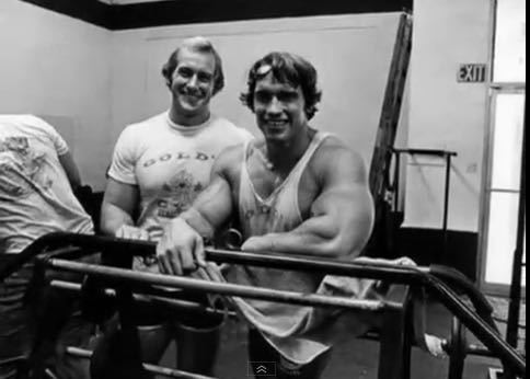 Training Shoulders For Size Old School Style | HuffPost