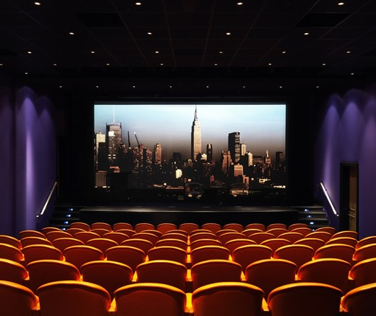 nyc offers a multitude of movie theaters for your viewing