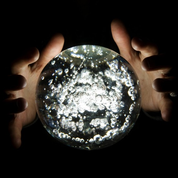 7 Predictions From a Cloudy Crystal Ball