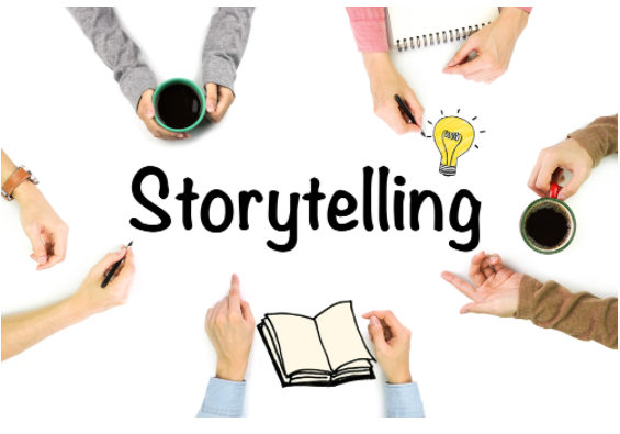 3-Step Guide For Telling a Compelling Brand Story