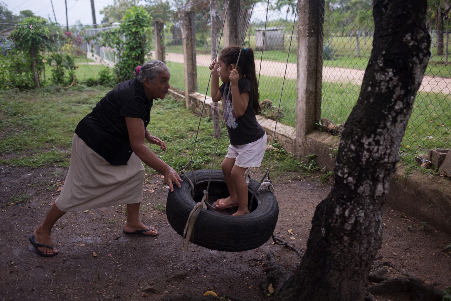 early childhood interventions provide a fair start in life for attentive and nurturing caregiving that includes play builds the skills a child needs to learn conzuelo flores in the country s cayo district is raising
