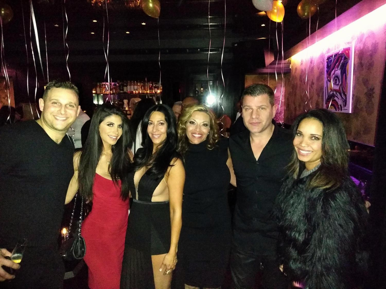 Mob Wives Star Carla Facciolo Showcased Her Wines at the