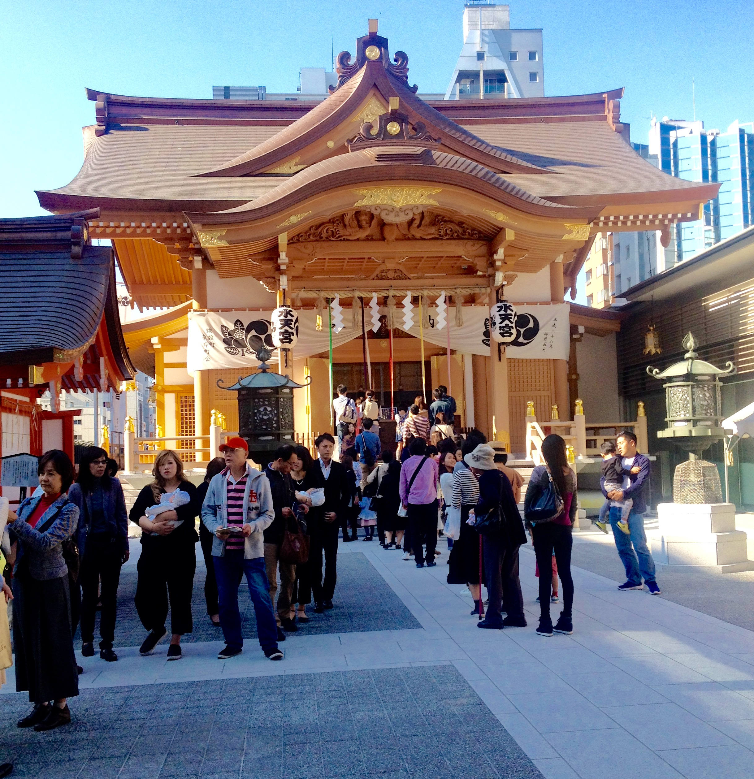 Prayer for the preservation of pregnancy and visiting the temple during this period