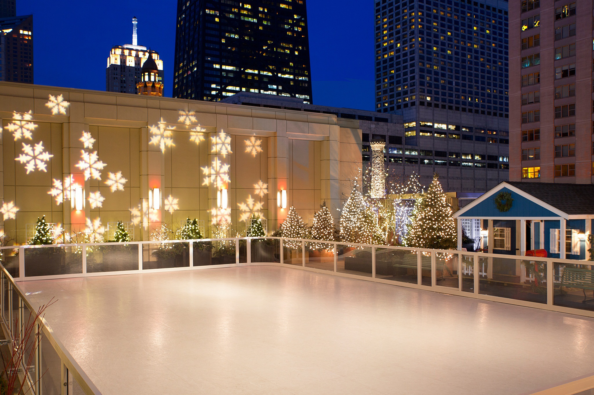 Lace Up Your Skates: The World's Coolest Ice-Skating Rinks ...
