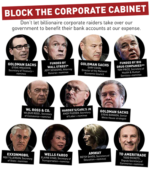 block corporate cabinet
