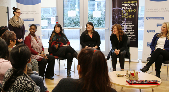 Look To Women S Shelters To Help Shape Mental Health Conversations