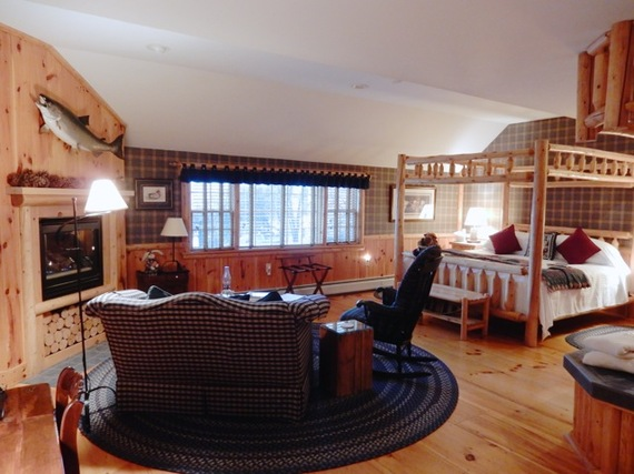 Five Fabulous Northeast Inns To Be Caught In A Storm - travel