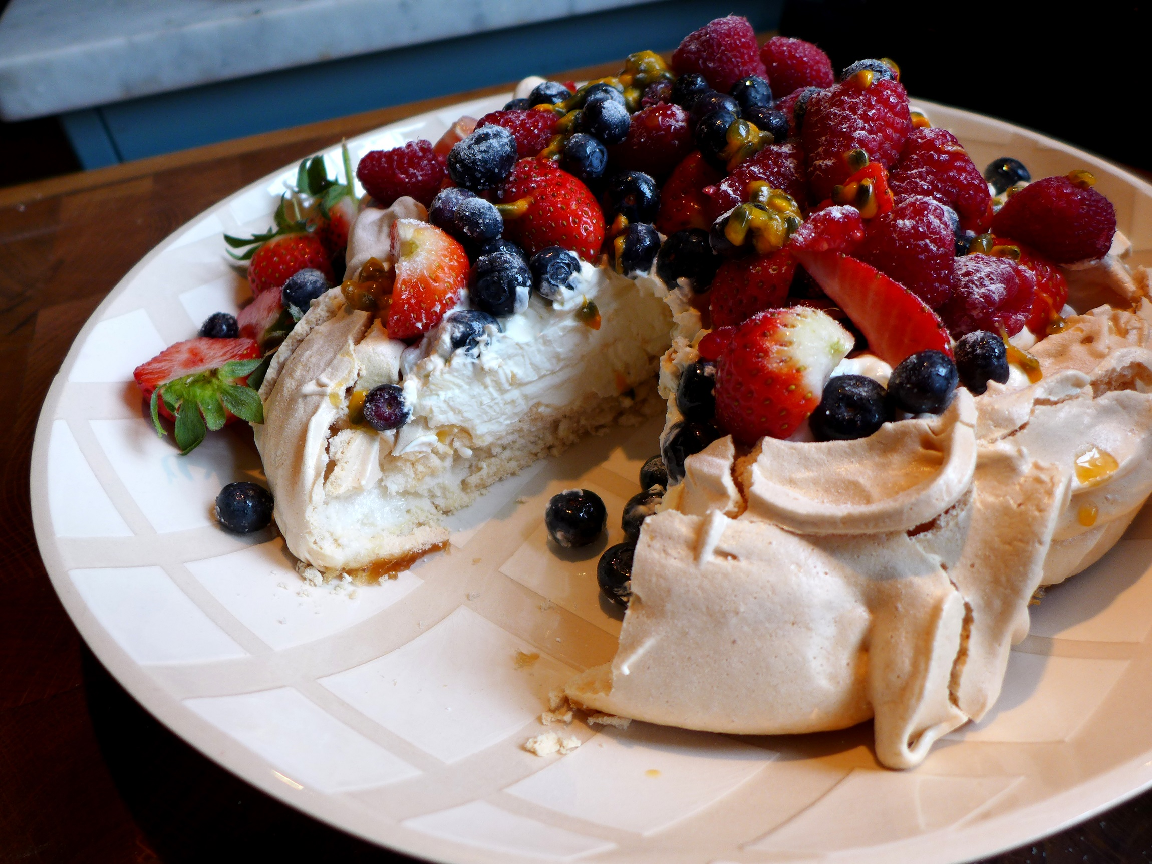 The Perfect Pavlova? | The Huffington Post
