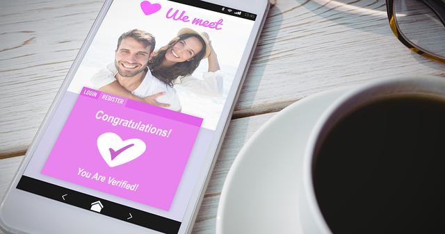 Online dating identity verification
