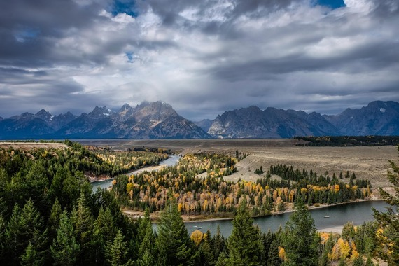 6 Places To Capture Incredible Landscape Shots In Grand Teton National Park - travel