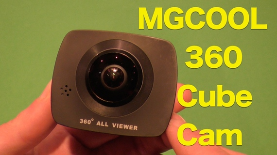 MGCOOL 360 Camera Review, Make Your Videos All Inclusive | HuffPost