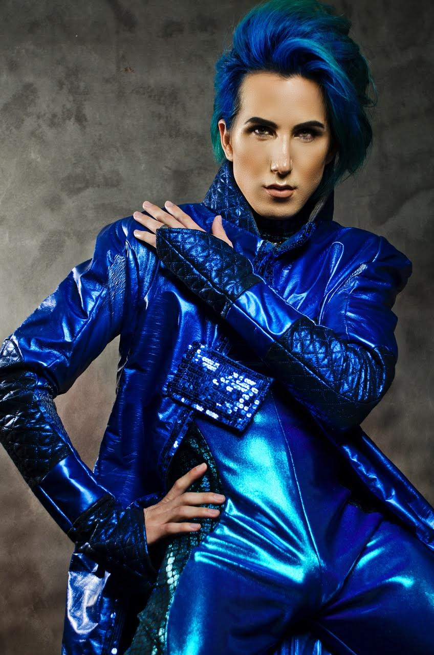 Live Review: Ricky Rebel: Club Fire, London: 12/16/17