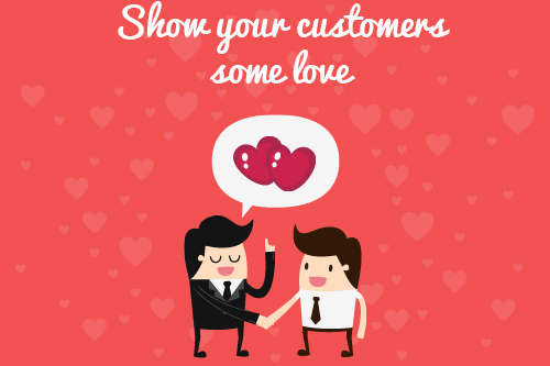 On Valentine S Day 4 Ways To Bring True Love Into Your Customer