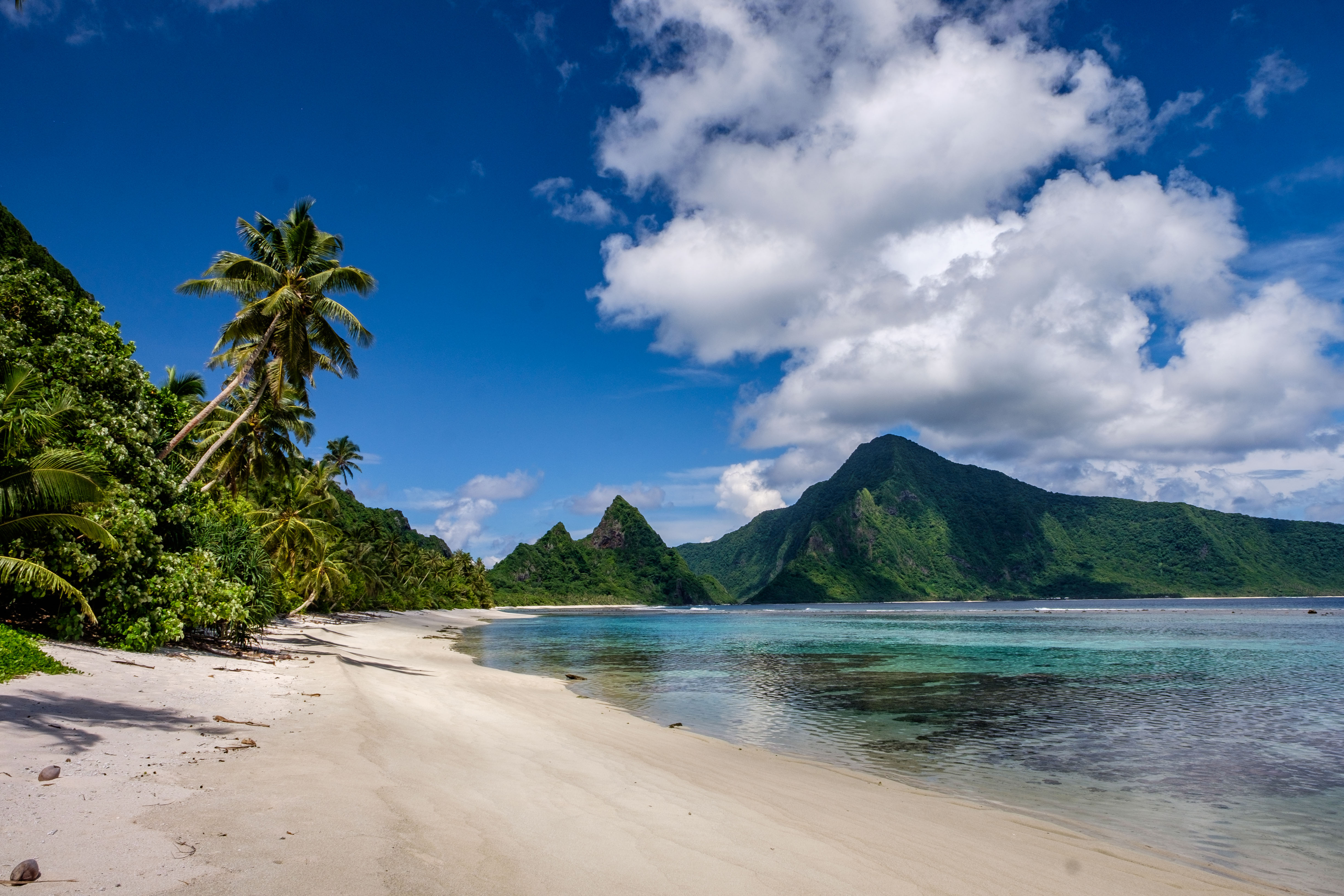 American Samoa: The only place in the U.S. where ...