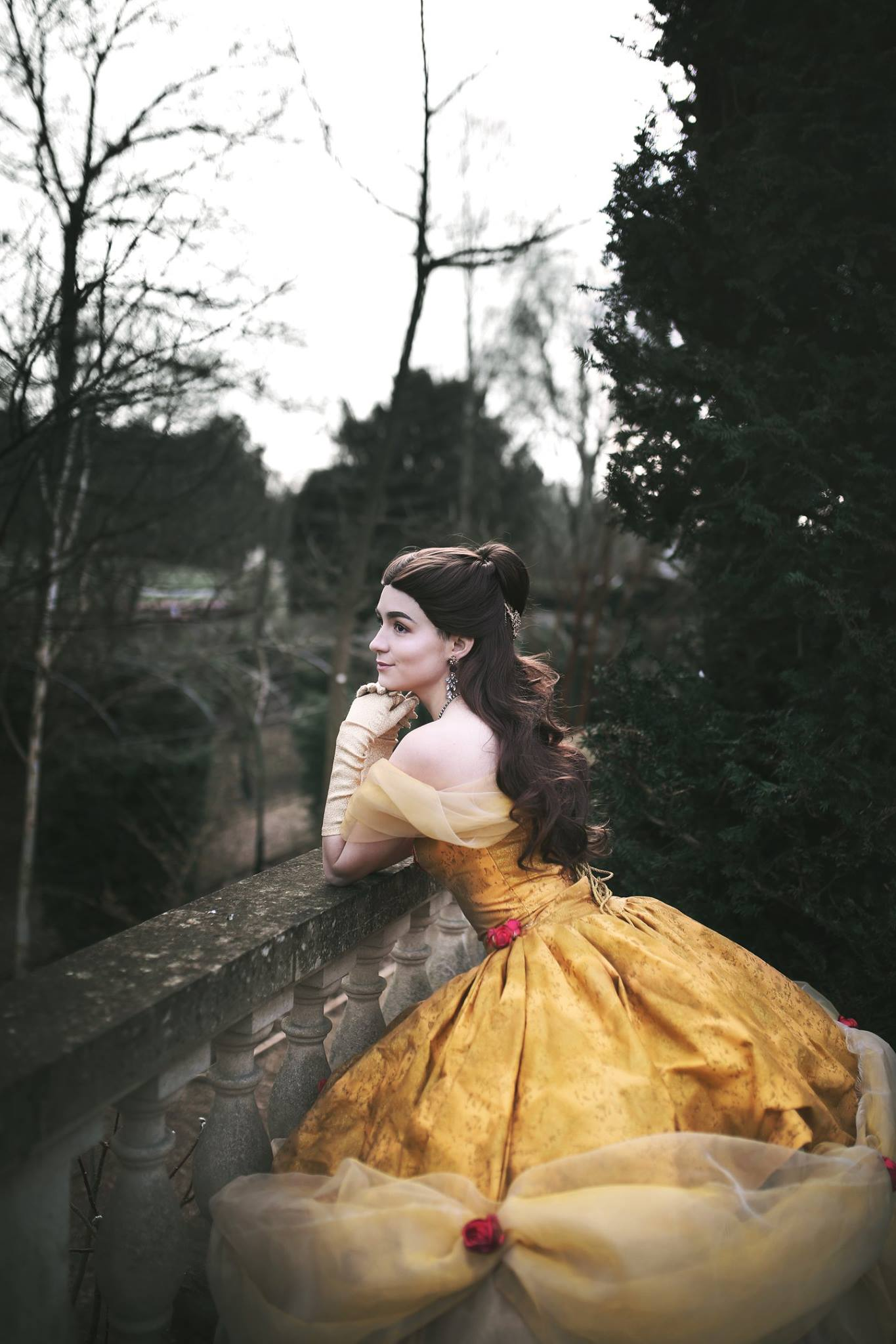 Cosmetics And Makeup: This Belle 'Beauty And The Beast' Cosplay Is Goals