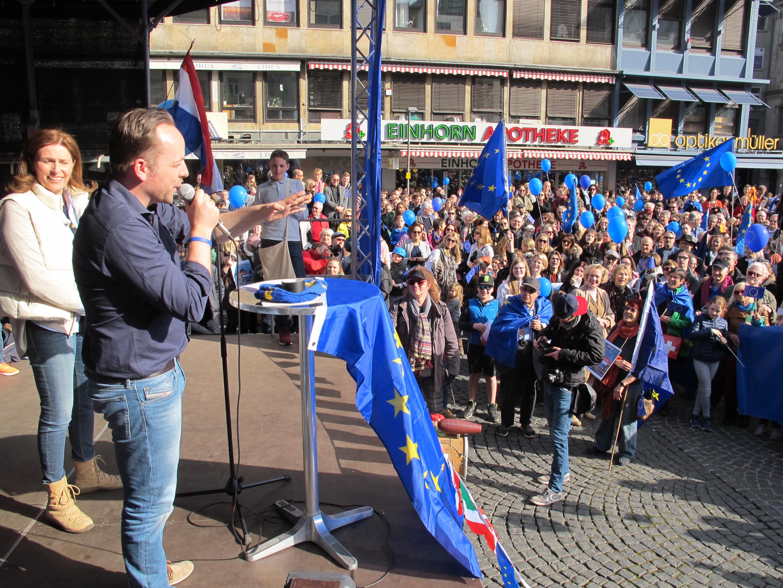 EU-Staaten unterzeichnen Erklärung zum 60. Jahrestag der Römischen Verträge