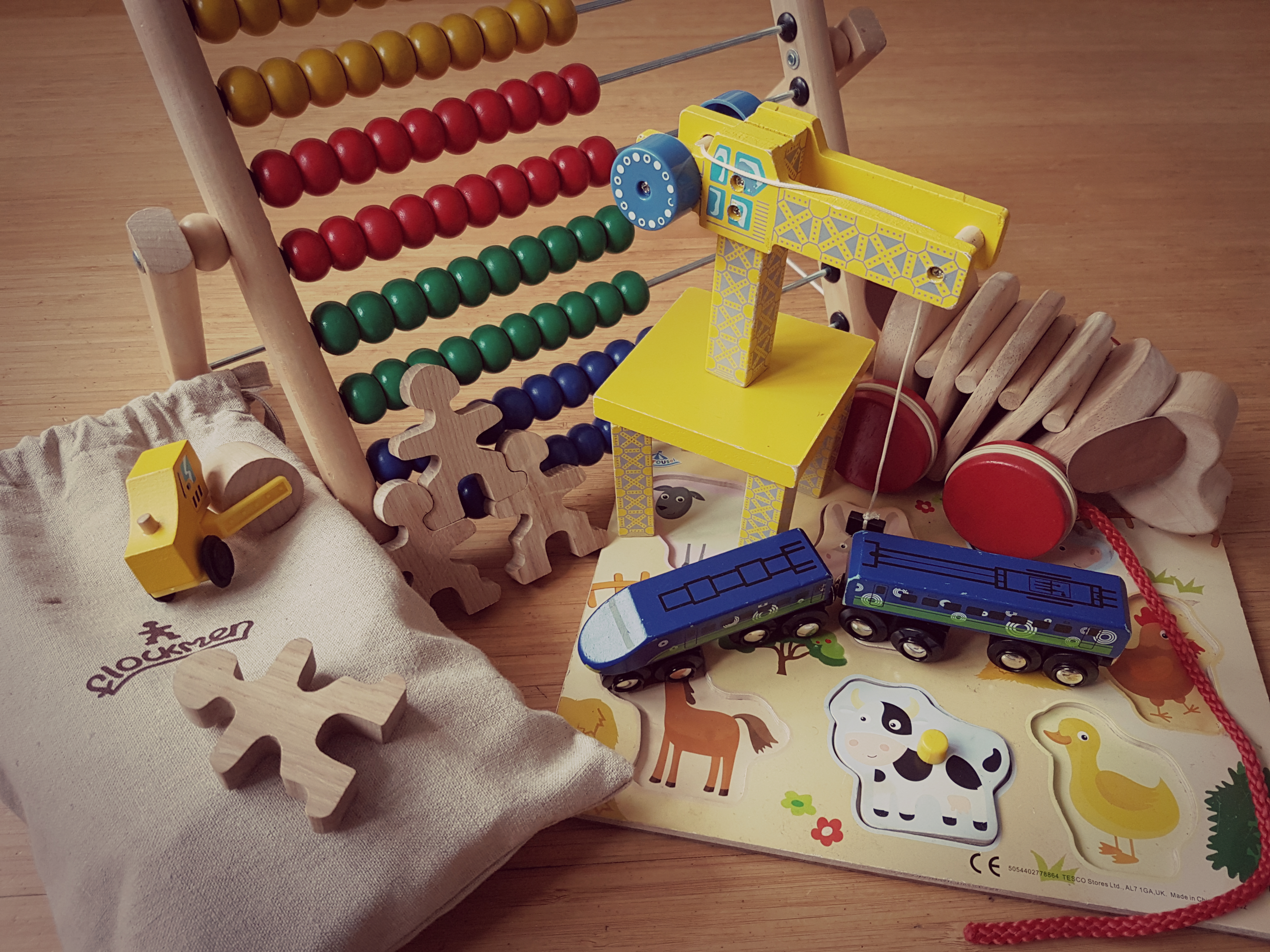 Seven Reasons You Want To Buy More Wooden Toys For Your Children