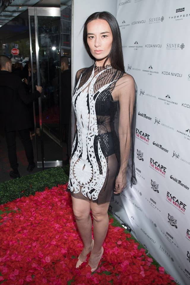 6 Stunning Red Carpet Looks From Canadian Designers