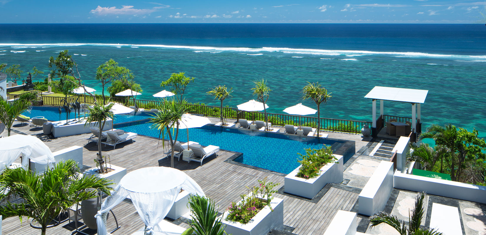 Five of the most luxurious resorts and retreats in bali for The best resort in bali