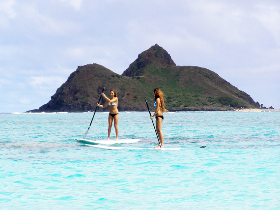 5 Incredible Stand-Up Paddleboarding Destinations In North America